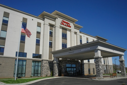 Check Expedia for Availability of Hampton Inn & Suites Forest City
