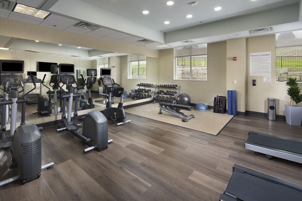 Fitness Facility, Holiday Inn Hotel and Suites Arden - Asheville Airport