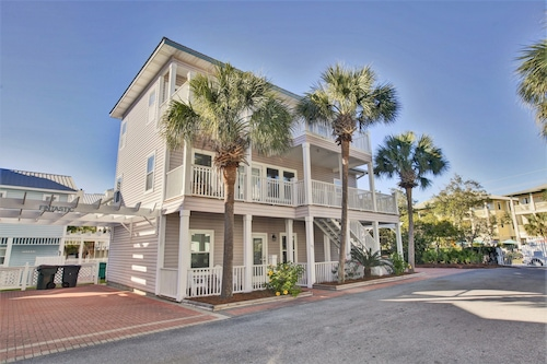 30A Beach House – Sanibel by Panhandle Getaways