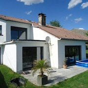 Chez Fouchs - Gite With View Panoramic - 3 Bedrooms - Enclosed Land