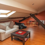 Authentic Attic in the Center of Béjar