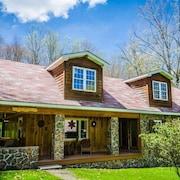 Ovr S Pura Vida Beautiful Lodge Located In Ohiopyle State Park