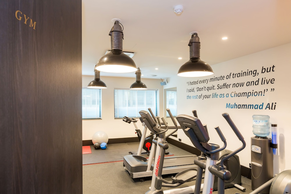 Fitness Facility, The James Hotel Rotterdam