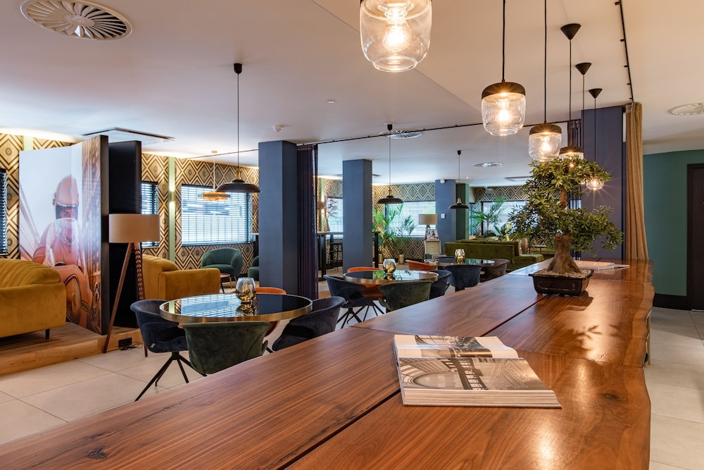 Lounge, The James Hotel Rotterdam
