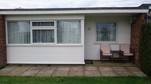 Sunset Chalet-sundowner-hemsby-electric, Linen Included in Price