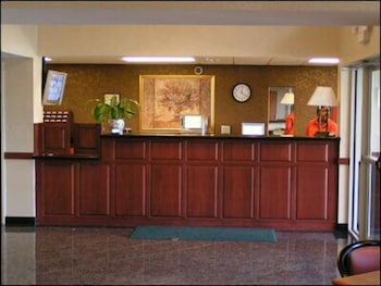 Reception, Prestige Inn & Suites Extended Stay