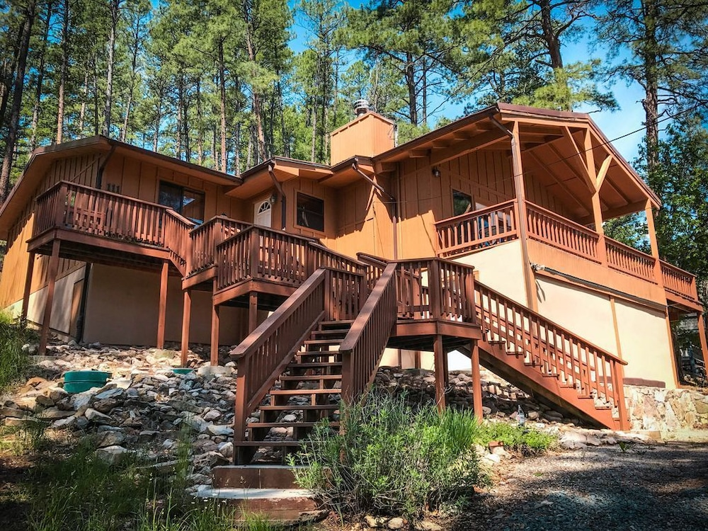 Where Ruidoso Begins. This Cabin is in the Historic Upper Canyon ...
