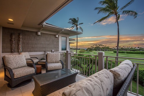 Hualalai Palm Villa 140c - Comfortable~spacious~indoor/outdoor Lifestyle~