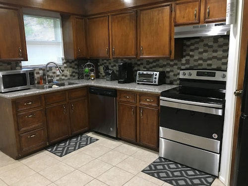 Private Duplex! Houston Hobby/clear Lake/galveston/pasadena/downtown/med Center