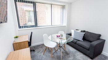 Fantastic new studio in central Manchester