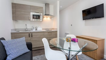 Convenient Studio in the heart of Manchester