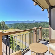 New! Modern 1BR Cle Elum Condo With Amazing Views!