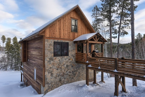 Best Deadwood Location - Skiing - Hot Tub & Access To Heated Swimming Pool