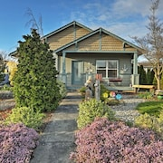 Charming 2BR Birch Bay House W/patio Walk to Bay!