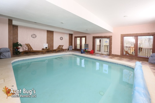 Check Expedia for Availability of Swimmin With Bears #375, Beautiful Private Pool Cabin