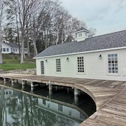 5 Bedroom Home Plus Boat House-located in the Narrows of Lake Charlevoix