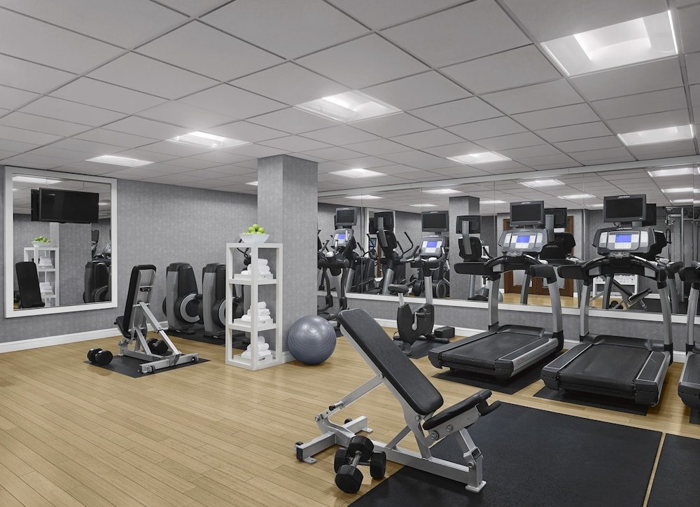 Gym, The Wink Hotel