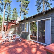 2br Glenbrook Cabin Close To Lake Tahoe
