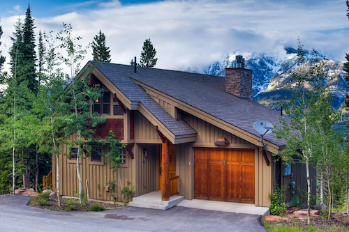 Check Expedia for Availability of 3-story, Ski-in/ski-out Mountain Home w/ hot Tub, gas & Wood-burning Fireplaces