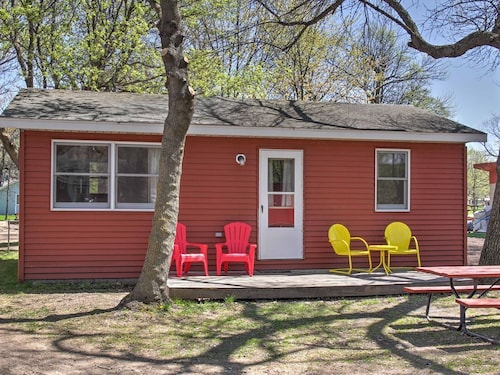 Great Place to stay New! 2BR Atwater Cabin in Diamond Lake Resort near Atwater