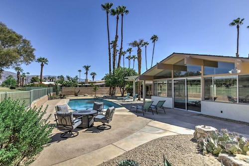 Luxury 3br Borrego Springs Home W Pool View