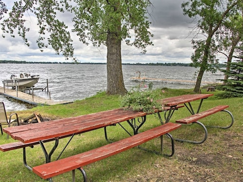 Great Place to stay New! 5BR Atwater Cabin in Diamond Lake Resort! near Atwater