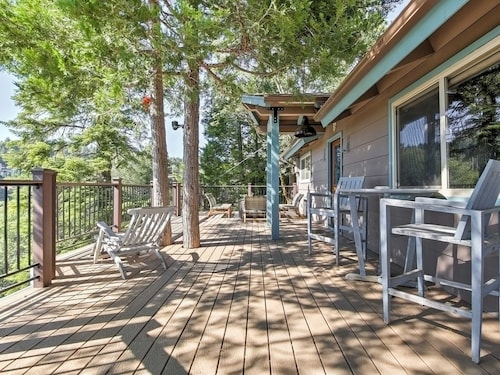 Great Place to stay Private Running Springs Cabin W/mountainside Deck! near Running Springs