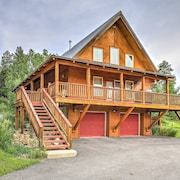 Alpine Home w / Deck, Grill e Star Valley Views!