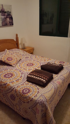 Sunny two bed Apartment Close to the Beach: a Truly Spanish ...