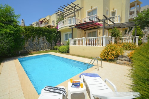 A41 Bodrum Flamingo 3 Bedroom Holiday Villa With Private Pool