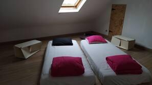 3 slaapkamers, wifi