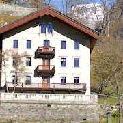 Villa Kastell in Gressoney