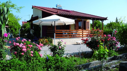 Villa ''Jocasta'' in Silence Days Villas.
