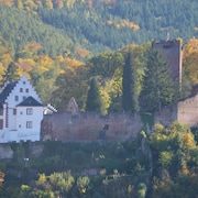 Panoramic View Miltenberg, 3 Pers., Centr., On the Main, Terrace, Boat Rental, p