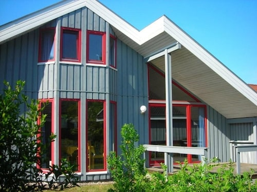 Holiday House 93 - Located in the Quiet Part of the Holiday Park Mirow!