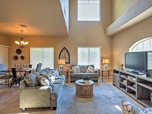 New! 3BR Tempe Condo - Walk to ASU & Mill Avenue!
