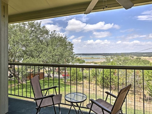 Great Place to stay New! 1BR Canyon Lake Condo w/ Pool & Lake Views! near Canyon Lake