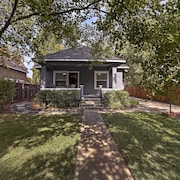 New! Remodeled 3BR Chico Cottage Near Downtown!