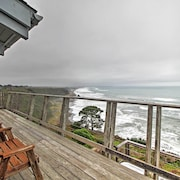 New! 3BR Irish Beach 'ocean View' Home on Coast!