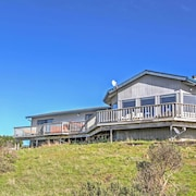 New! 3BR 'sea B's' Irish Beach House W/ocean Views
