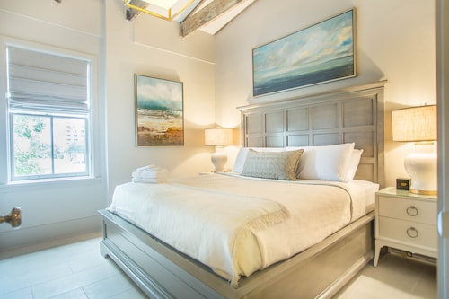 Check Expedia for Availability of Stay Local in Savannah: Bright, Modern Luxury Loft on Drayton Street