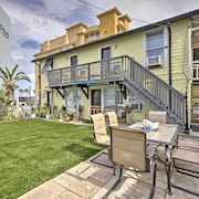 New! 2BR New Smyrna Beach House - Walk to Ocean!