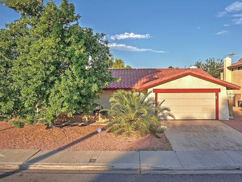 Check Expedia for Availability of New! Peaceful 4BR Las Vegas House W/patio!