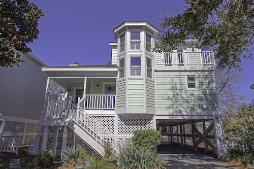 Beautifully Updated Home Located in Wild Dunes Just Steps to Beach and Pool