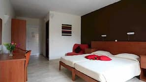 In-room safe, rollaway beds, WiFi, wheelchair access