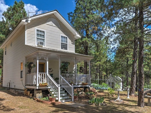 New Secluded 1br Loft Pagosa Springs Home W Yard