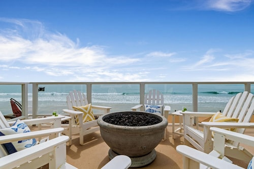 Check Expedia for Availability of Amazing Single Family 5 Bedroom Home, Private Beach Backyard