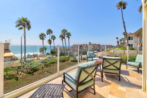 Check Expedia for Availability of Upscale House w/ Ocean View, Balcony & Nearby Beach Access - Great for Families!