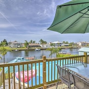 Waterfront 4br Hernando Home W Private Dock Pool