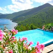 Private 3BR Tortola Villa W/open View Pool!